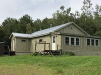 Camp Osceola : Osceola : Lewis County : New York