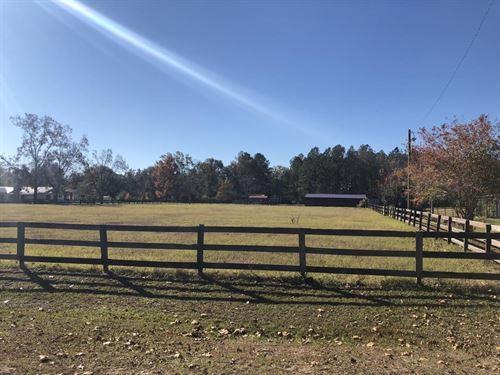 Horse Lovers Dream : Jesup : Wayne County : Georgia