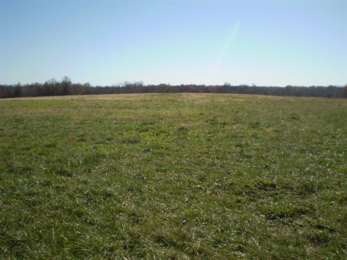 Affordable Combination Farm : Blairstown : Johnson County : Missouri