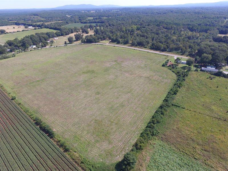 25+/- Acres - Great Mini Farm : Munford : Talladega County : Alabama