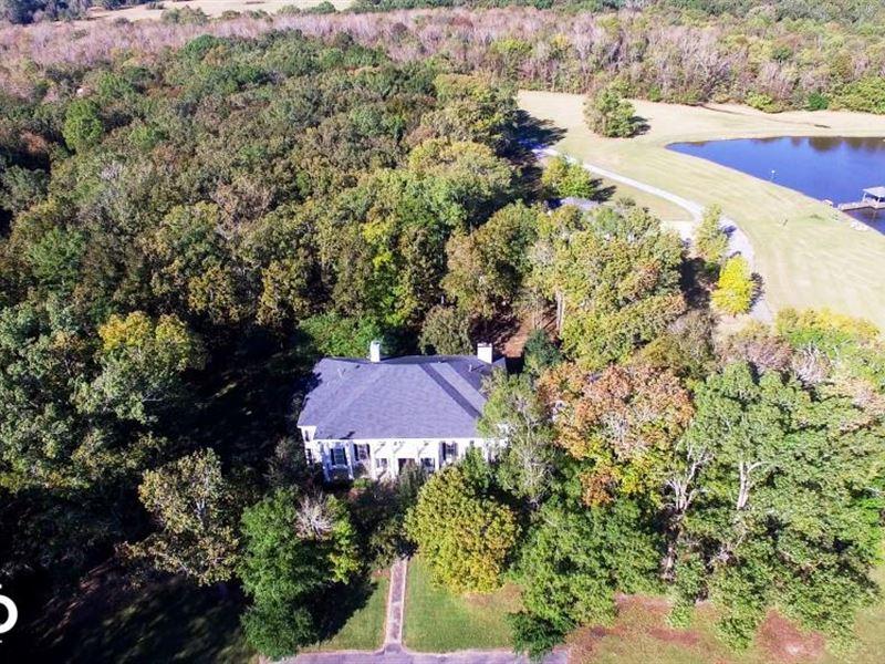 Meriwether Road Farm : Montgomery : Montgomery County : Alabama