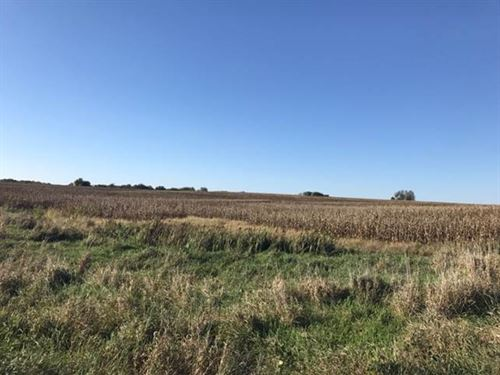 Tillable And Hunting Farm Nw Mo : Polk : Nodaway County : Missouri