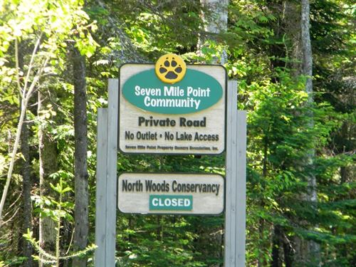 2471 Seven Mile Point : Ahmeek : Keweenaw County : Michigan