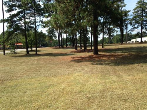 Baddour Properties Commerical Lot : Southern Pines : Moore County : North Carolina