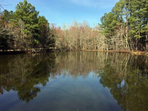 Camp Creek 188 : Lancaster : South Carolina
