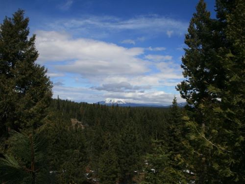 Hyatt Prairie : Ashland : Jackson County : Oregon