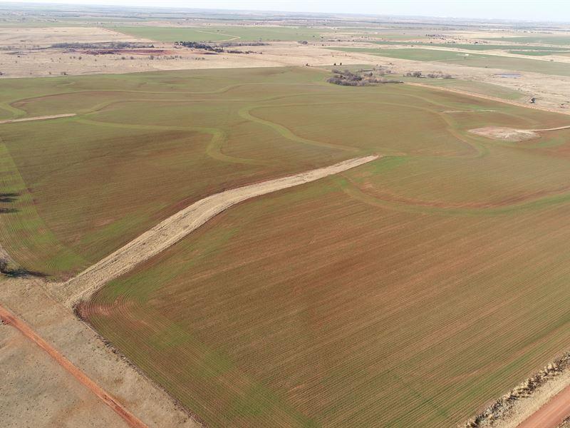 160 Acres Pasture And Ponds : Douglas : Garfield County : Oklahoma