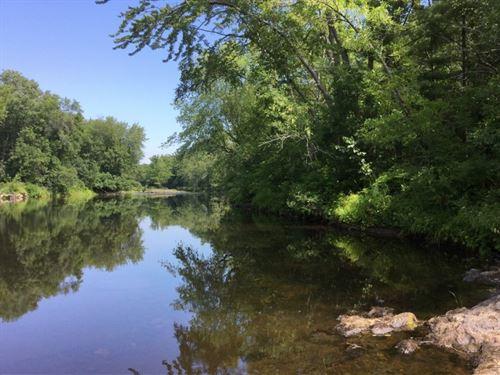 Hecht Tract Kenduskeag Stream : Bangor : Penobscot County : Maine