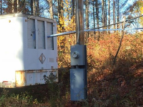 A&B Forestry Beliveau Road Lot : Rumford : Oxford County : Maine