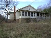 Shut In Gap : Spring City : Rhea County : Tennessee