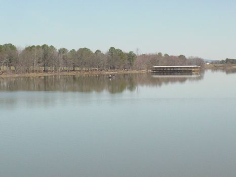 Reduced - Weiss Lake - Off-water : Centre : Cherokee County : Alabama