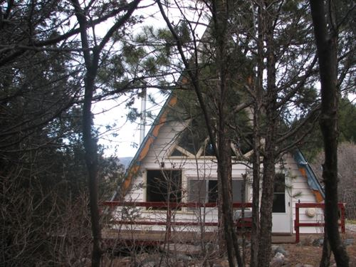 6892274 - Cabin In The Woods With : Howard : Fremont County : Colorado