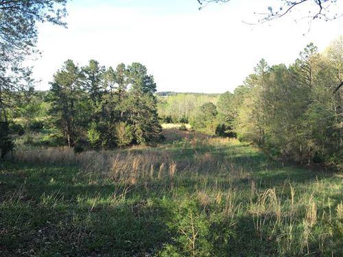 175 Acres w/ Home. Fenced, Cros : Floyd : White County : Arkansas