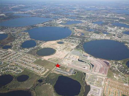 1.1 Acre Retail Outparcel : Winter Haven : Polk County : Florida