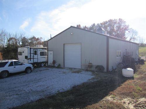 Small Acreage In Cooper County : Boonville : Cooper County : Missouri
