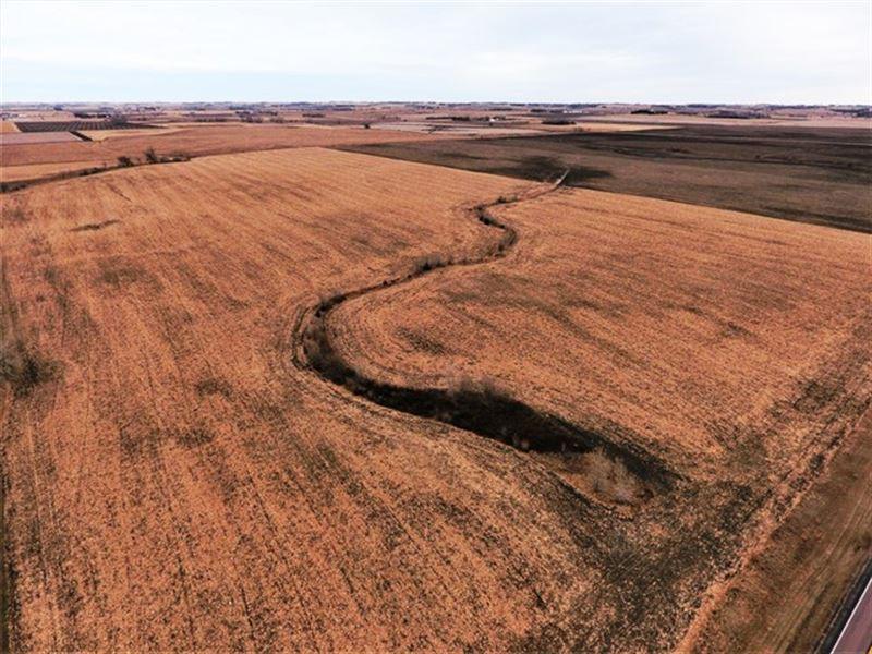 154.79 Acres In Yankton Co : Yankton : Yankton County : South Dakota