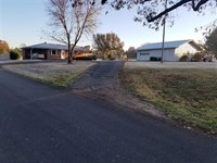 20 Acres, Fenced/Cross Fenced : Strawberry : Lawrence County : Arkansas