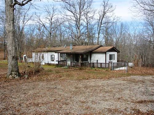 6 Acre Lot With Single Wide For Sa : Wappapello : Wayne County : Missouri