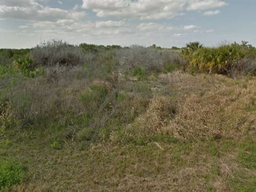 Brevard County, Fl $9,999 Neg : Sw Palm Bay : Brevard County : Florida