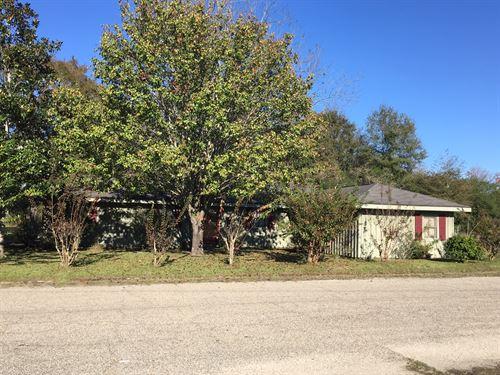 2 Bedroom Home On 4 Acres : Glenwood : Pike County : Alabama