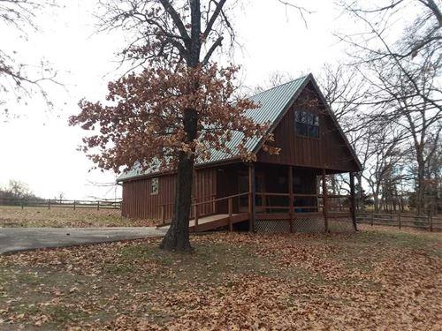 Stockton-Cedar County-251 Acre Get : Stockton : Cedar County : Missouri
