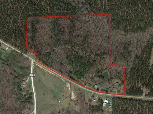 Hunt Where You Live : Heflin : Cleburne County : Alabama