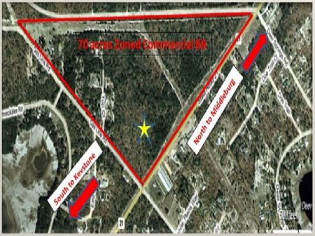 70 Acre Development (c-47) : Keystone Heights : Clay County : Florida