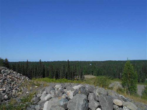 Alaska View Parcel, With Views of : Soldotna : Kenai Peninsula Borough : Alaska