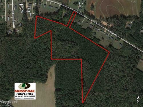 24.5 Acres of Hunting And Timber : Middlesex : Wilson County : North Carolina