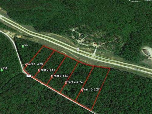 4.5 Acres For Sale in Poplar Bluff : Poplar Bluff : Butler County : Missouri