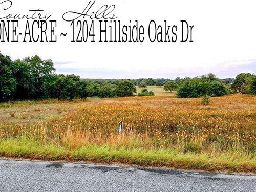 1.03 Acres In Wilson County : La Vernia : Wilson County : Texas