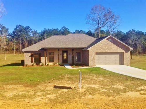 New Construction For Sale North Pik : Summit : Pike County : Mississippi