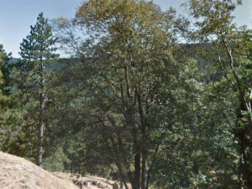 San Bernardino County, Ca $25,000 : Crestline : San Bernardino County : California