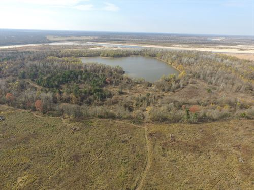 Riverfront Property : Idabel : McCurtain County : Oklahoma