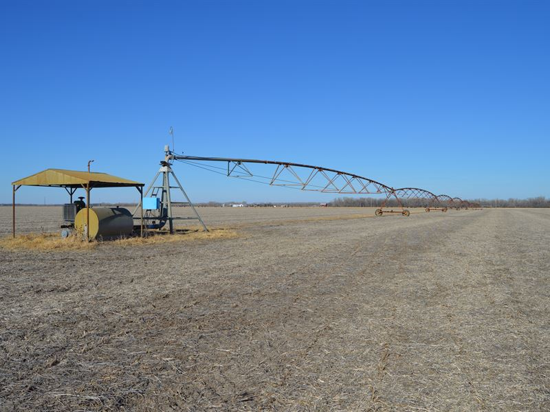 Prime Kansas Century Farm Land : Maple Hill : Wabaunsee County : Kansas