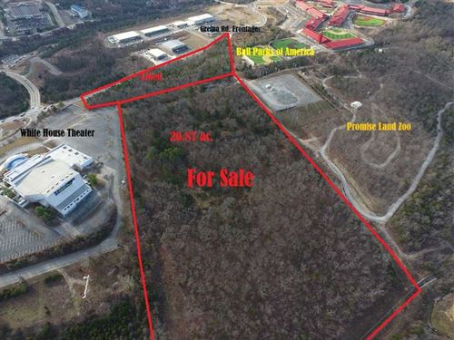 Versatile Developmental Land in Br : Branson : Taney County : Missouri