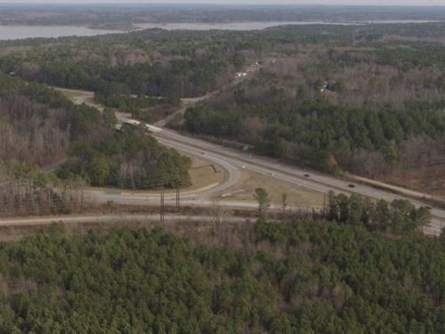 57 Acres on I-85 in Durham With Dev : Durham : North Carolina