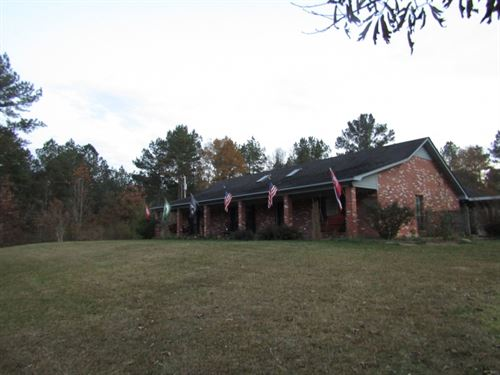 Home And 6 Acres In Pickens, Ms : Pickens : Madison County : Mississippi