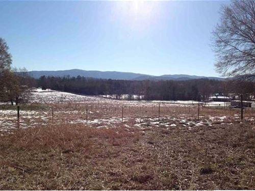 13 Acre Farm W/Home, Views of Dugg : Piedmont : Calhoun County : Alabama