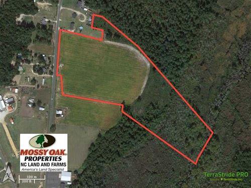 23 Acre Farm Land For Sale in Colu : Evergreen : Columbus County : North Carolina