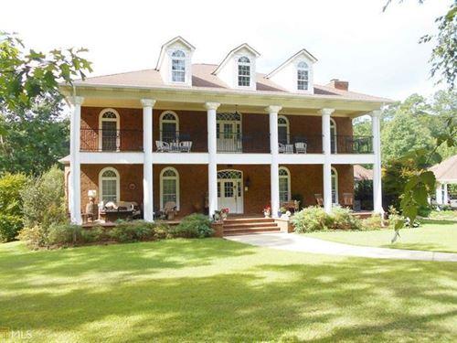 Custom Built Home Over 7200 Sq Ft : Shiloh : Harris County : Georgia