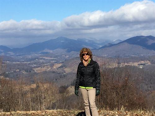 Beautiful Mountaintop Land In Nc : Waynesville : Haywood County : North Carolina