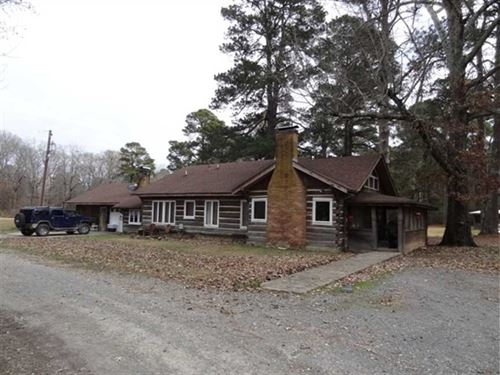 Big Price Drop, Rustic Home on Ar : Pine Bluff : Jefferson County : Arkansas
