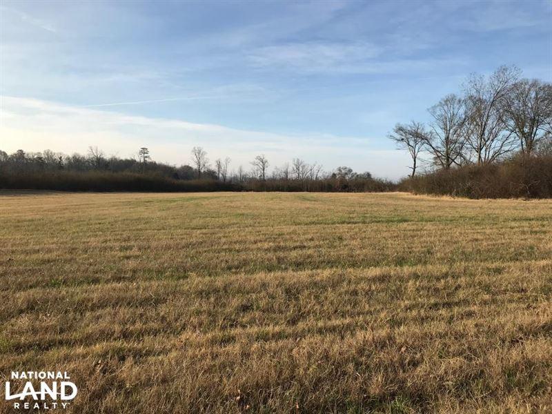 Mini Farm And Homesite : Townville : Anderson County : South Carolina