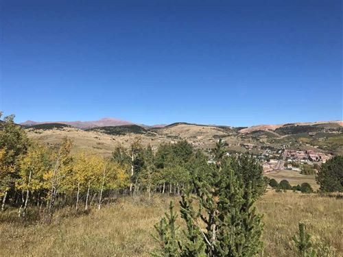 The Cripple Creek Overlook : Cripple Creek : Teller County : Colorado