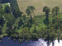Reduced, 1.2 Acres of Riverfront : Chocowinity : Beaufort County : North Carolina