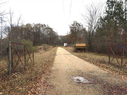 Garrett Road Tract, Ouachita Paris : Monroe : Ouachita Parish : Louisiana