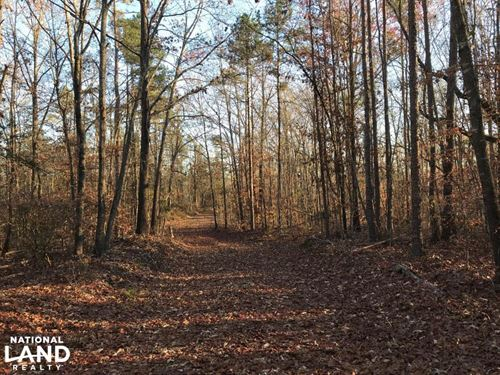 Savannah River Recreational Tract : Starr : Anderson County : South Carolina