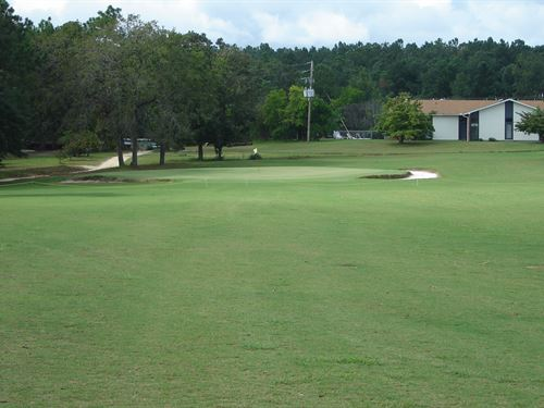 Cedar Creek Golf Course : Buena Vista : Schley County : Georgia