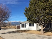 6447024 - Upscale Ranch On 2 Fenced : Salida : Chaffee County : Colorado
